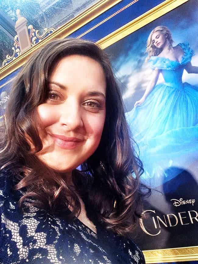Disney Cinderella Movie Red Carpet #JCPCinderellaMoment