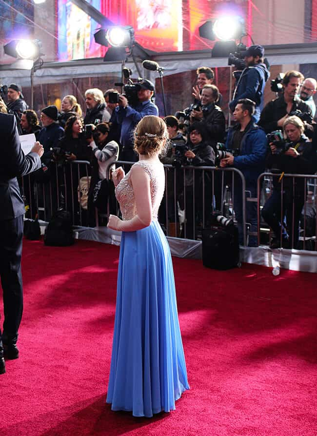 Disney Cinderella Movie Red Carpet Stars #JCPCinderellaMoment