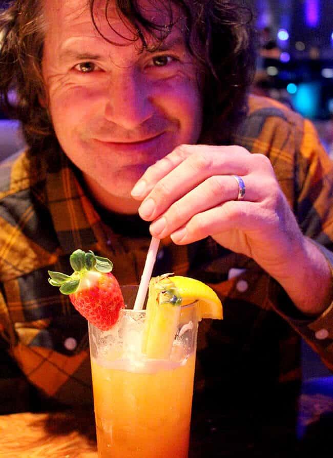 Hard Rock Cafe Adult Drinks