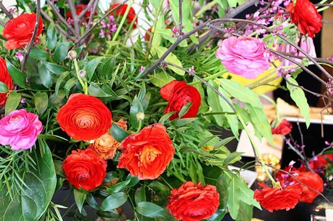 JC Penny Cinderella Event Flowers #JCPCinderellaMoment