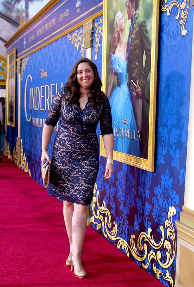 JC Penny Cinderella Event Red Carpet #JCPCinderellaMoment