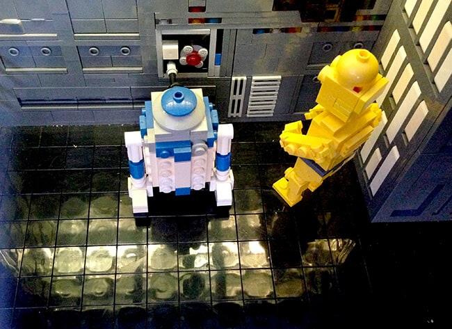 Legoland Miniland Features