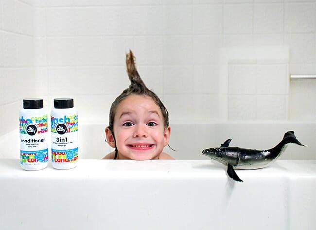Non Toxic Kids Shampoo
