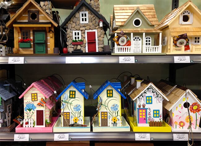 Orchard Hardware Supply Bird Houses