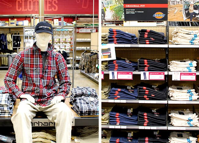 Orchard Supply Hardware Dickies Work Clothes