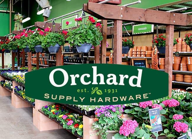 Orchard Supply Hardware Orange County