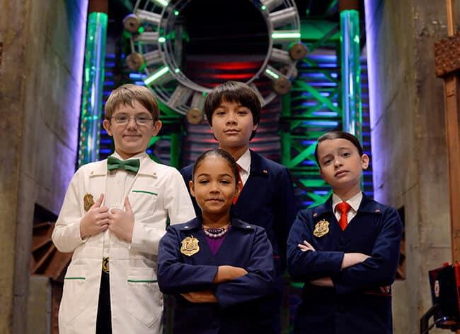 PBS Kids Show - Odd Squad