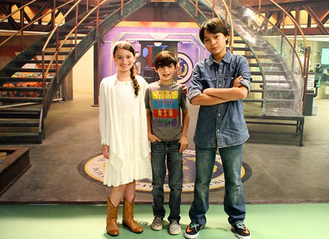 PBS Odd Squad Actors