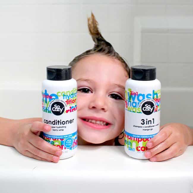 Target Non Toxic Kids Shampoo