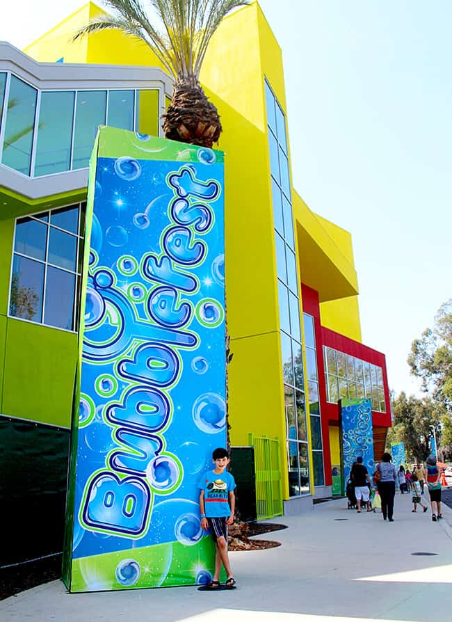 Bubblefest Discovery Science Center Spring Break