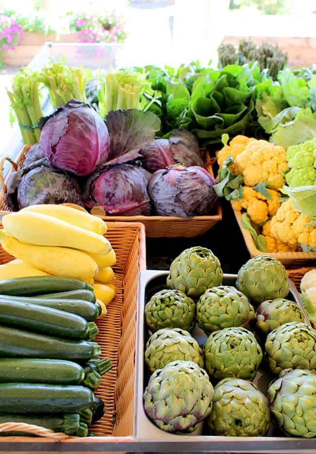 Fresh OC Organic Farm Manassero Farms