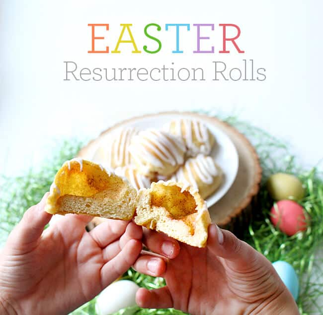 How to make Easter Resurrection Sweet Rolls