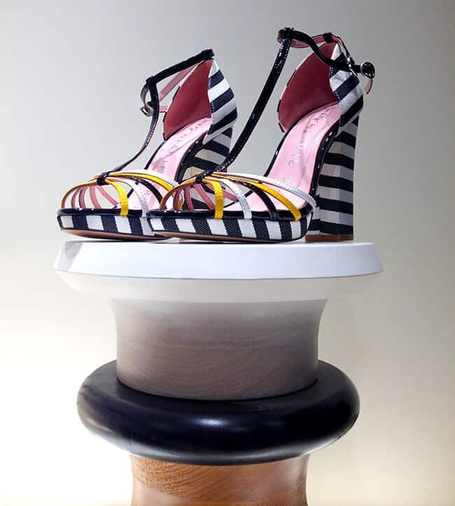 Janie Bryant Line Shoes of Prey