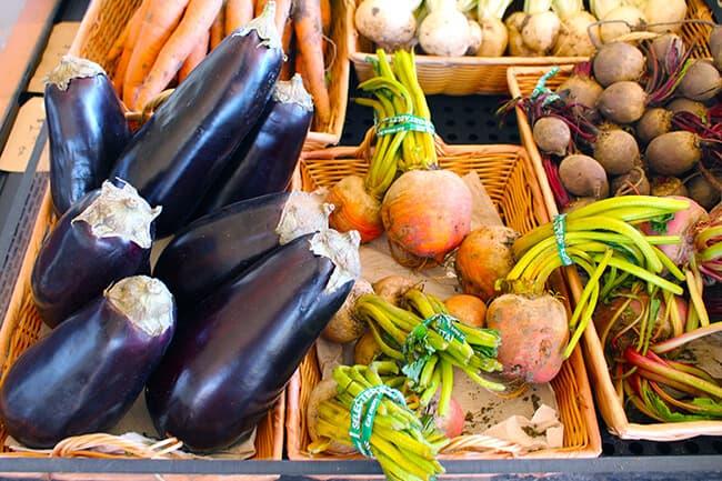 OC Manassero Farms Organic Vegetables
