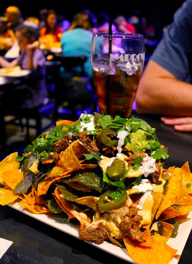 Comedian Appetizers Food You Eat Before You Eat