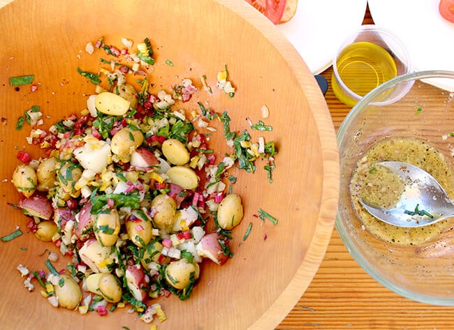 Zovs Potato Salad Recipe