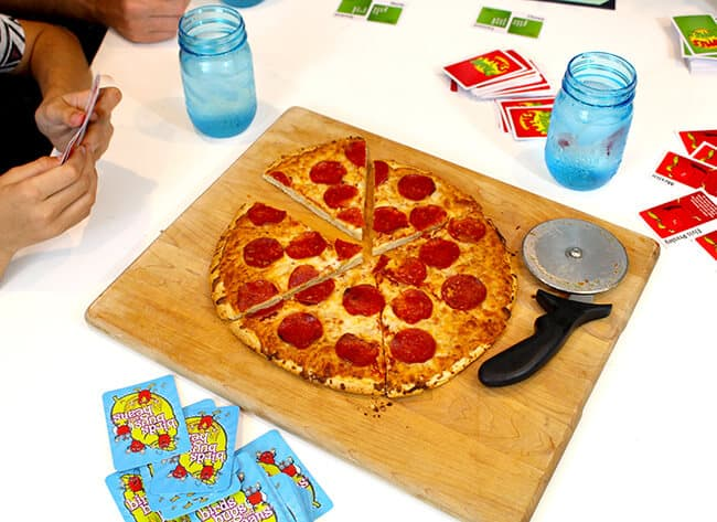How to have a Family Game Night