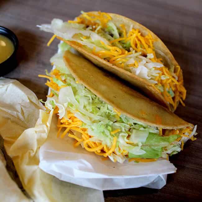 Miguels Fresh Mexican Food Tacos