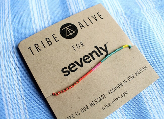 Tribe Alive for Sevenly