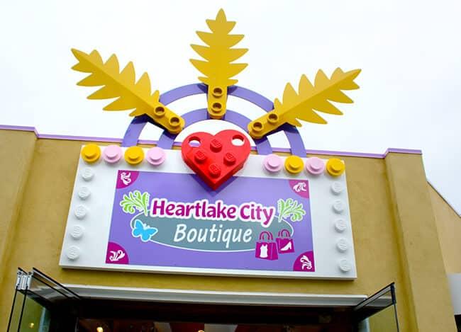 Heartlake City Boutique at Legoland