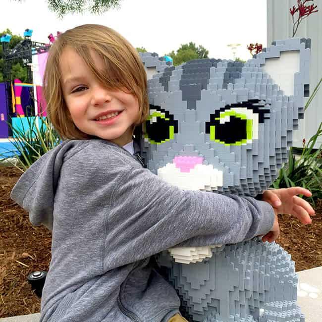 Heartlake City Lego Kitty
