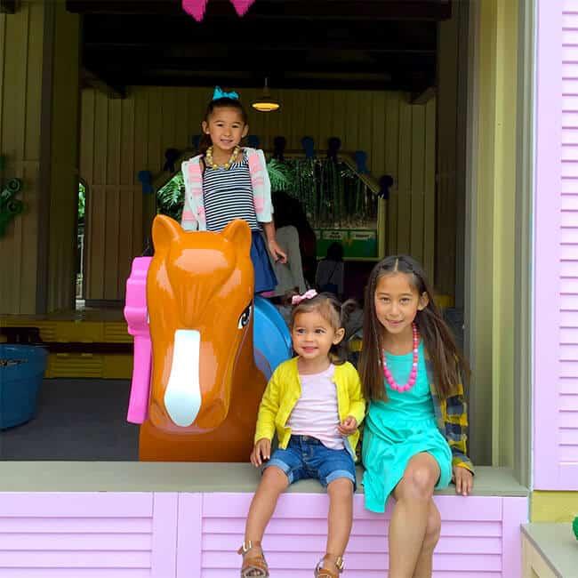 Heartlake City Mia's Riding Camp at Legoland
