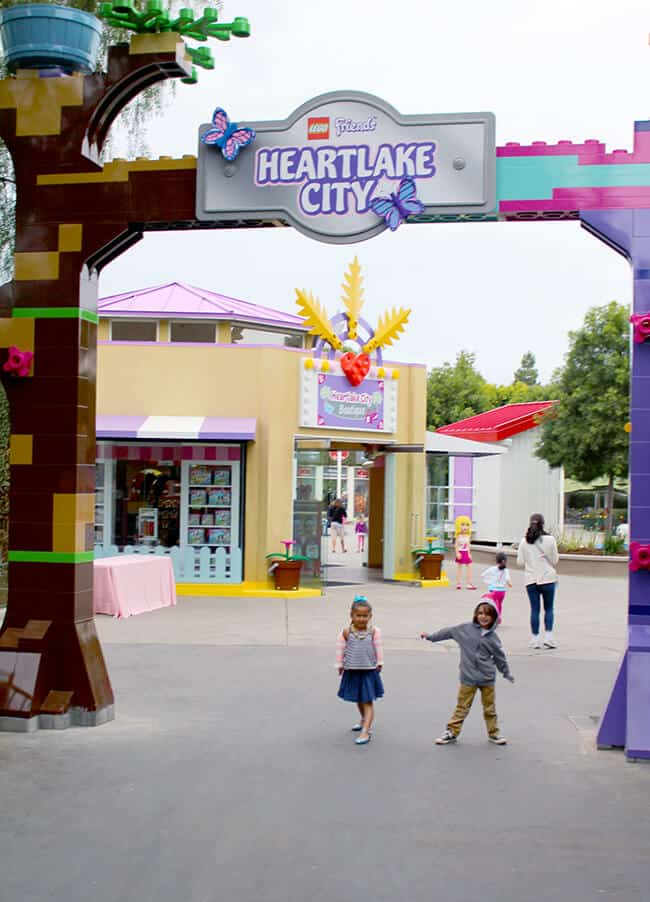 Heartlake City at Legoland