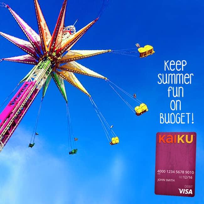 Keep Summer Fun On Budget