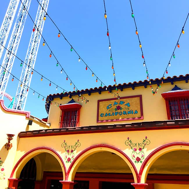 Knott's Fiesta Village