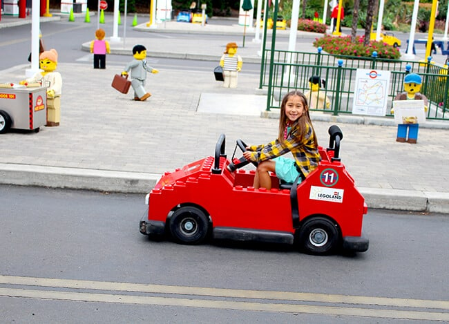 legoland cars for kids to drive