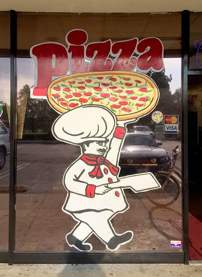 Rosa's Pizza Placentia Orange County