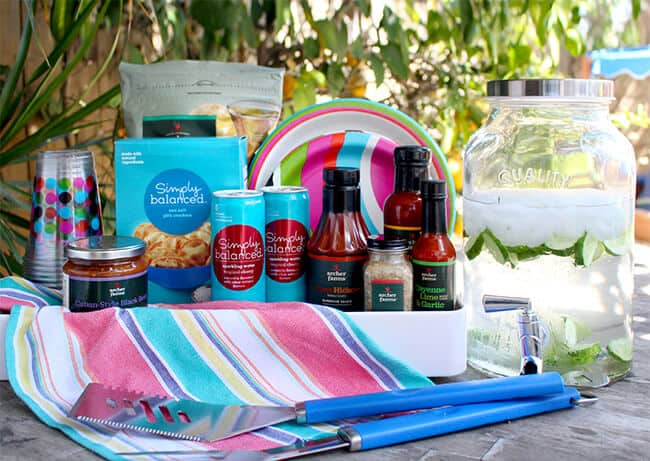 Target Grilling and Barbeque Essentials