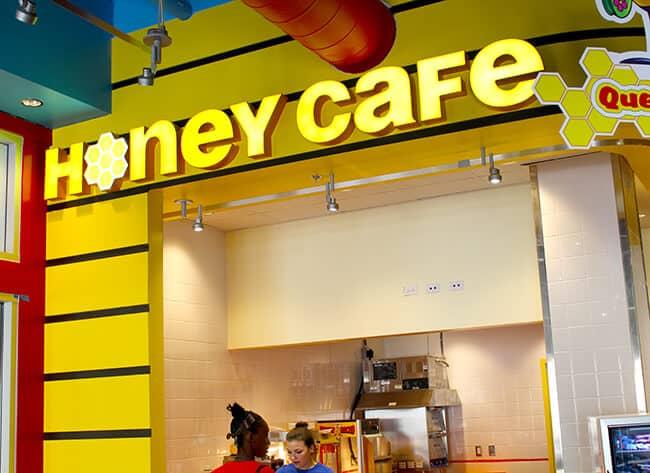 Billy Beez Honey Cafe