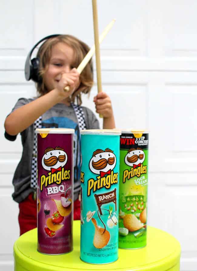 Pringles Summer Jam