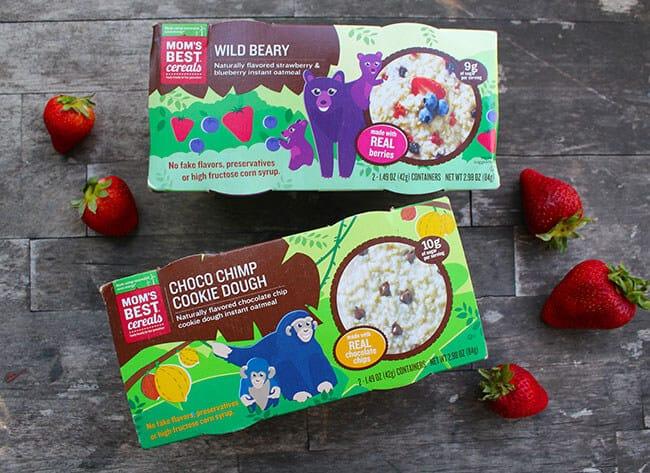 Target Organic Oatmeal