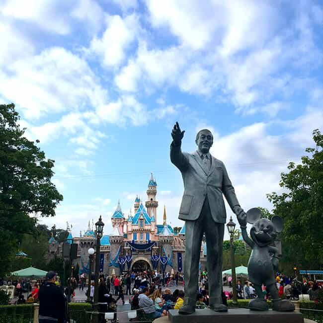 Walt Disney's Disneyland Diamond Celebration