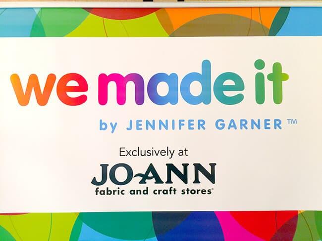 We Made It By Jennifer Garner
