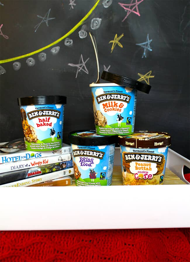 Ben & Jerry's Ice Cream Flavors