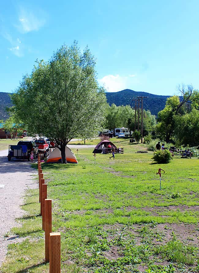 Best Idaho Campgrounds