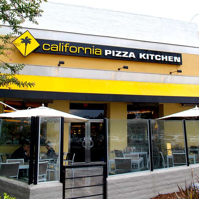 California Pizza Kitchen Los Cerritos Restaurant