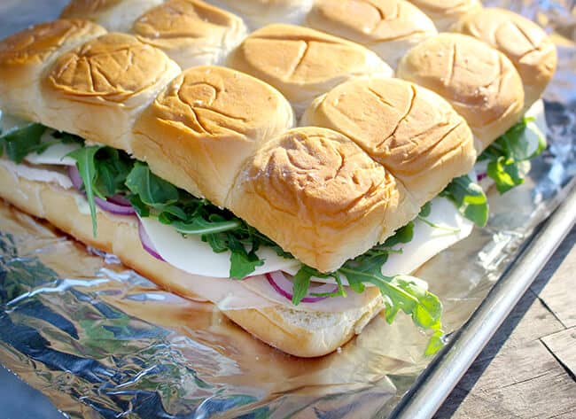 How to Make Turkey Sandwiches