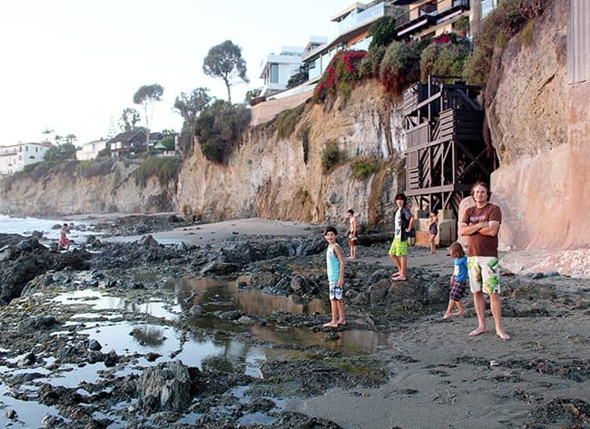 Laguna Beach Tide Pools