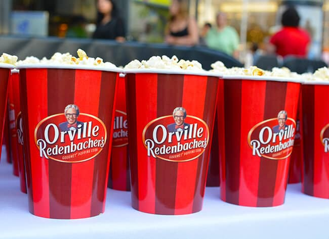 Orville Redenbacher's Movie Night