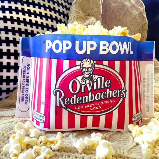 Orville Redenbachers Popcorn