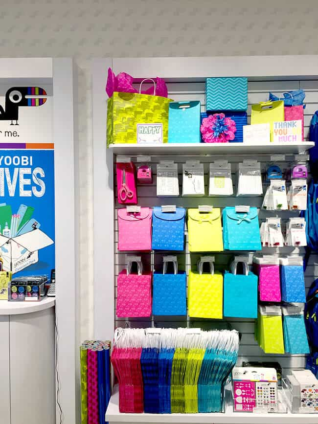 Yoobi Gift Bags