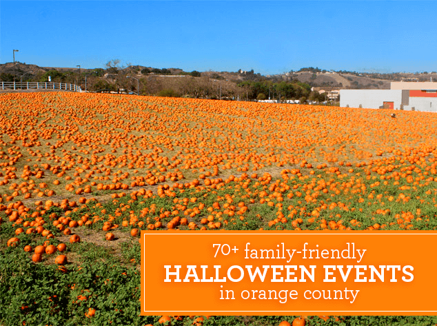 Best Halloween Events for Kids in Orange County FB
