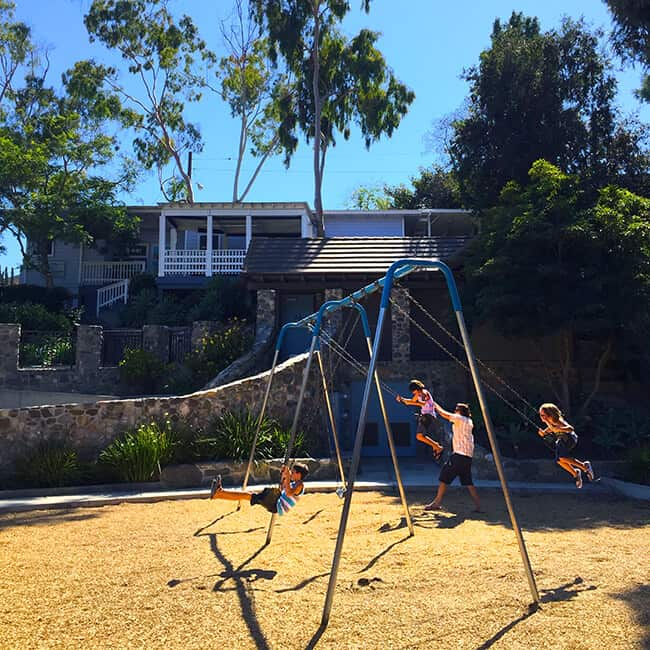 Bluebird Park of Laguna Beach