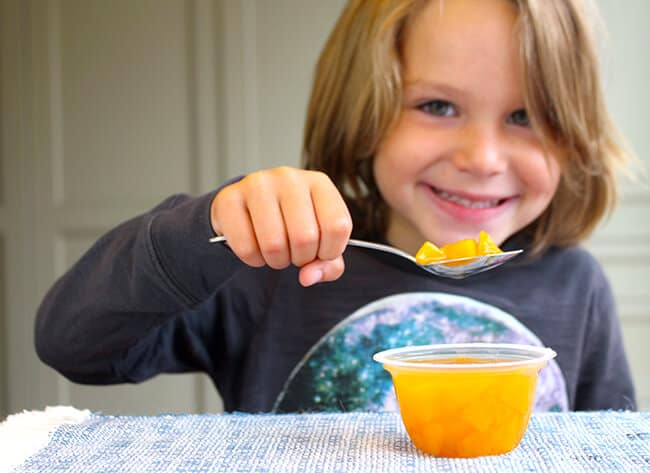 Del Monte Fruit Cups for Kids