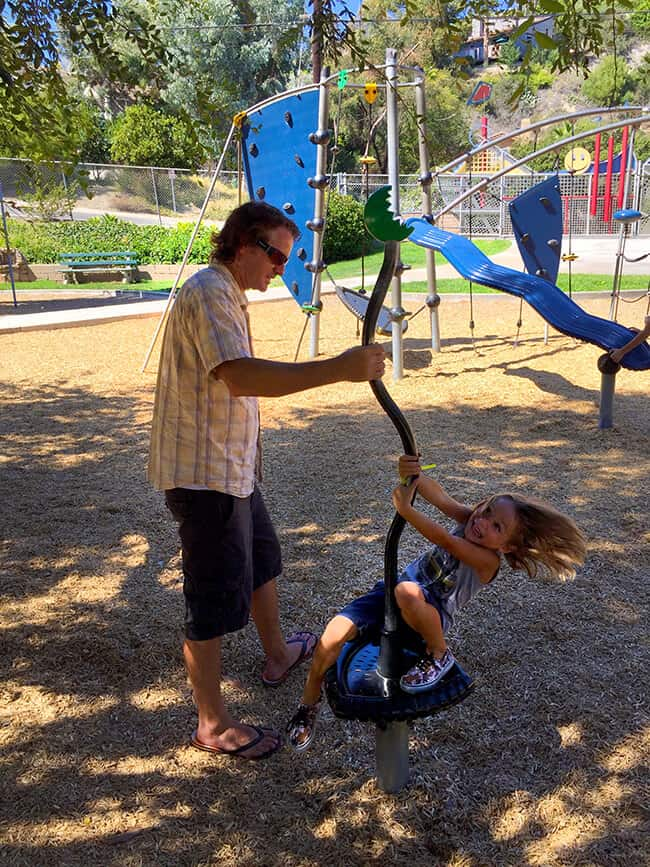 Fun Laguna Beach Park