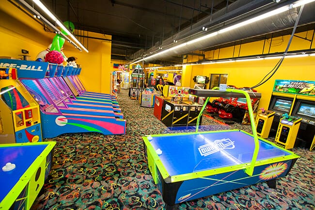Great Wolf Lodge Northern Lights Arcade